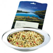 Trek'n Eat - Lachspesto mit Pasta