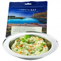 Trek'n Eat - Chilli Püree mit Gemüse & Hanfcrispies