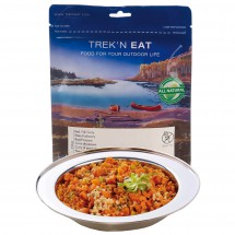 Trek'n Eat - Rotes Fischcurry - Main course