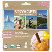 Voyager - Apfel Und Birnenkompott Mit Zimt