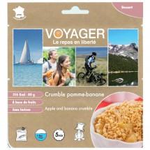 Voyager - Apfel-Bananen-Crumble