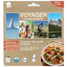 Voyager - Couscous Mit Hähnchenfleisch Und Gemüse