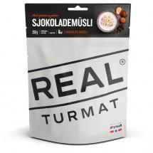 Real Turmat - Chocolate Müsli - Petits-déjeuners