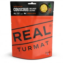 Real Turmat - Couscous With Lentiles And Spinach