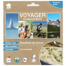 Voyager - Fischauflauf
