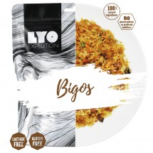 Lyo Food - Bigos: Traditional Polish Sauerkraut