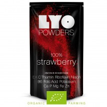 Lyo Food - Organic Strawberry Powder
