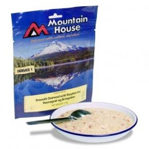 Mountain House - Glatte Haferflocken mit Himbeeren