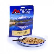 Mountain House - Hühnchen+Gemüse & Black Bean Soße w/ Nudeln