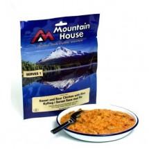 Mountain House - Hühnchen Süß & Sauer mit Reis