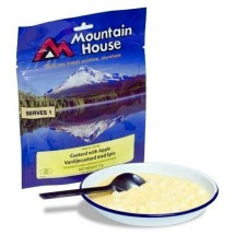 Mountain House - Vanillepudding mit Apfel