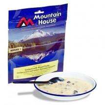 Mountain House - Vanillepudding mit Gemischten Früchten
