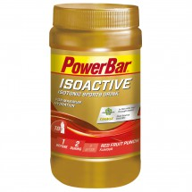 PowerBar - Isoactive Red Fruit Punch - Isodrank