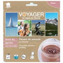 Voyager - Grießpudding Mit Schokolade