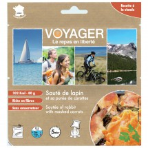 Voyager - Hasenragout Mit Möhren