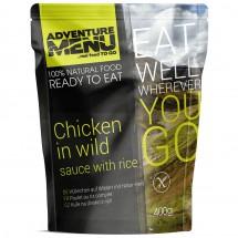 Adventure Menu - Chicken in Wild Sauce and Rice