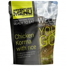 Adventure Menu - Chicken Korma with rice