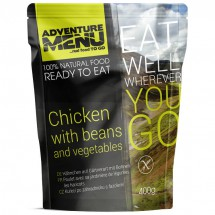 Adventure Menu - Chicken with Beans and Vegetables