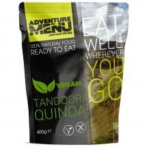 Adventure Menu - Tandoori Quinoa Vegan