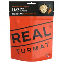 Real Turmat - Creamy Salmon with Pasta - Expeditionsnahrung