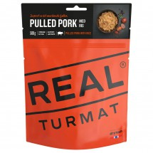 Real Turmat - Pulled Pork with Rice - Expeditionsnahrung