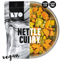 Lyo Food - Nettle Curry By Sean Villanueva O'Driscoll