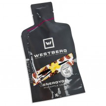 Westberg - Energy Gel Pineapple Vanilla - Energy gel