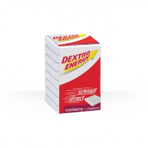 Dextro Energy - 1er Würfel Komprimate Cranberry