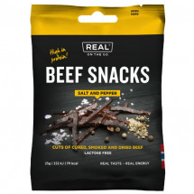 Real Turmat - Beef Snacks Salt and Pepper - Snack