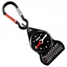 Silva - Compass 10 Carabiner - Kompass