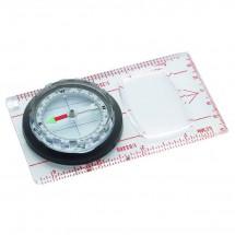 - Plattenkompass mit Lupe - Compass