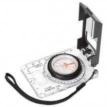 - Plattenkompass mit Speziallupe - Compass