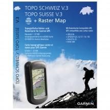 Garmin - Topo Schweiz V3 MicroSD