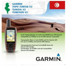 Garmin - Topo Tunesien v2