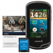 Garmin - Oregon 650 + Topo Deutschland V6 Pro Bundle