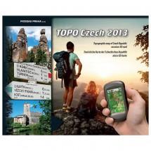Garmin - Topo Tschechien 2013