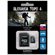 Garmin - Topo Slowakei V4