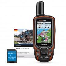 Garmin - GPSMAP 64s + Topo Deutschland V7 Pro Bundle