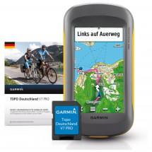 Garmin - Montana 600 + Topo Deutschland V7 Pro Bundle