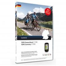 Garmin - Topo Deutschland V7 Pro Update DVD - Korttipäivitys