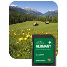 Satmap - Baden-Württemberg (ADV 1:25k) - SD card