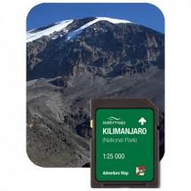 Satmap - Kilimanjaro Gesamt (ADV 1:25k) - Carte SD