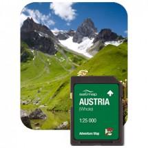 Satmap - Österreich Gesamt (ADV 1:25k) - SD-Karte