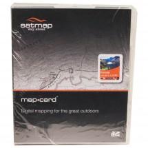Satmap - Transalp - SD-kaart