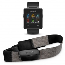 Garmin - Vivoactive HRM Bundle - GPS device