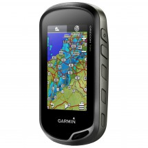 Garmin - Oregon 700 + TransAlpin V4 Pro MicroSD - GPS device