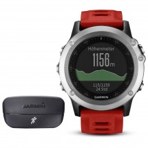 Garmin - Fenix 3 Performer Bundle - Multi-function watch