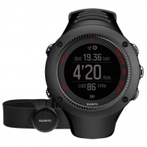 Suunto - Ambit3 Run HR - Montre multifonction