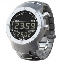 Suunto - Elementum Aqua Steel - Multifunctioneel horloge