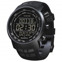 Suunto - Elementum Terra Black - Multi-function watch